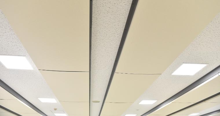 天井輻射空調
